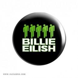 ЗНАЧКА ГОЛЯМА 77 BILLIE EILISH