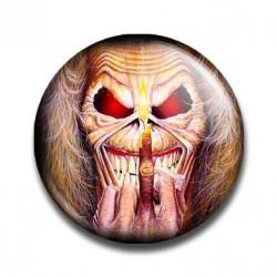 ЗНАЧКА 5135 - Iron Maiden