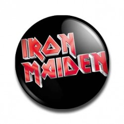 ЗНАЧКА 5136 - Iron Maiden