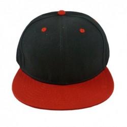 ШАПКА, SB, KRONE - BLACK/RED