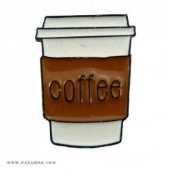ЗНАЧКА, PN, 006 - COFFEE