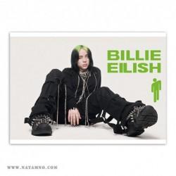 ПЛАКАТ НТ 001 - BILLIE...