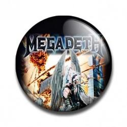 ЗНАЧКА 5145 - Megadeth