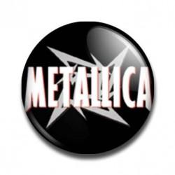 ЗНАЧКА 1143 - Metallica