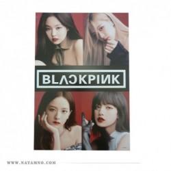 ПЛАКАТ, K-POP, BLACK PINK 9...