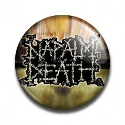 ЗНАЧКА 5148 - Napalm Death