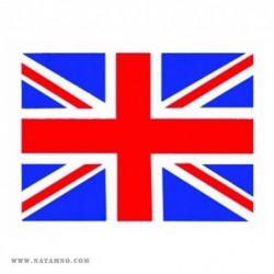 НАШИВКА SP0092 - BRITISH FLAG