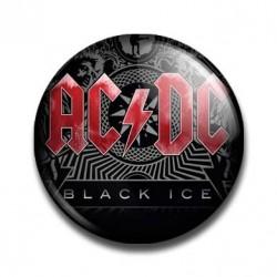 ЗНАЧКА 5164 - Ac/Dc - Black...