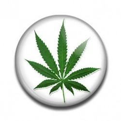ЗНАЧКА 5171 -  Cannabis
