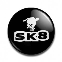 ЗНАЧКА 5187 - SK8