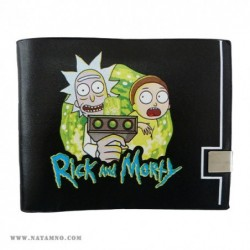 ПОРТМОНЕ, RICK AND MORTY,...