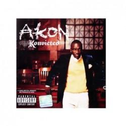 Kомпакт Диск: Akon - Konvicted