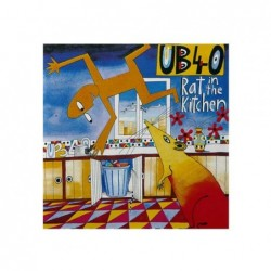 Kомпакт Диск: Ub40 - Rat In...