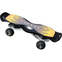 Jumping Skateboard