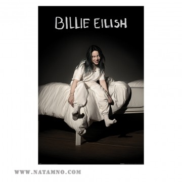 ПЛАКАТ, BILLIE EILISH
