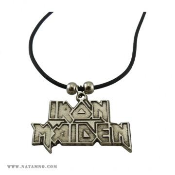 МЕДАЛЬОН 166 - IRON MAIDEN...