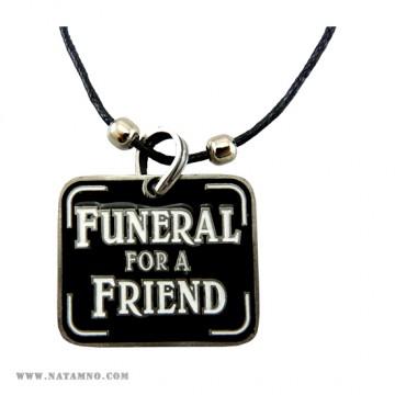 МЕДАЛЬОН, FUNERAL FOR A FRIEND