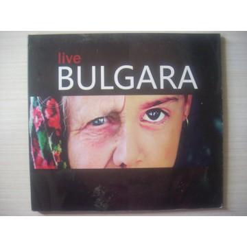 КОМПАКТ ДИСК BULGARA - LIVE