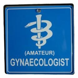 ТАБЕЛКА AMATEUR GYNAECOLOGIST