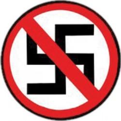 Нашивка STOP NAZIS SP1024