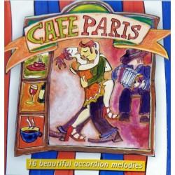КОМПАКТ ДИСК VA - CAFE PARIS