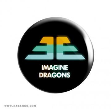 ЗНАЧКА 5728 - IMAGINE...
