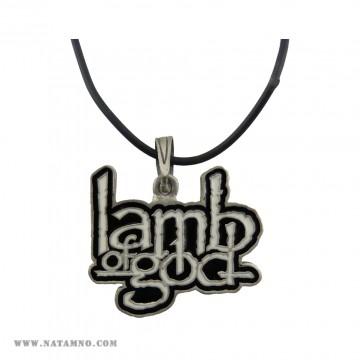 МЕДАЛЬОН B095 - LAMB OF GOD