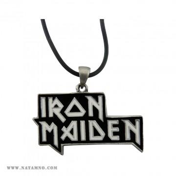 МЕДАЛЬОН B131 - IRON MAIDEN...
