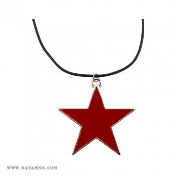 МЕДАЛЬОН C, P-1302, RED STAR