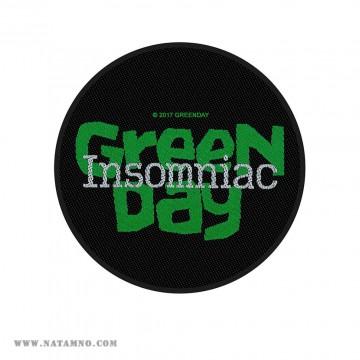 НАШИВКА - GREEN DAY -...