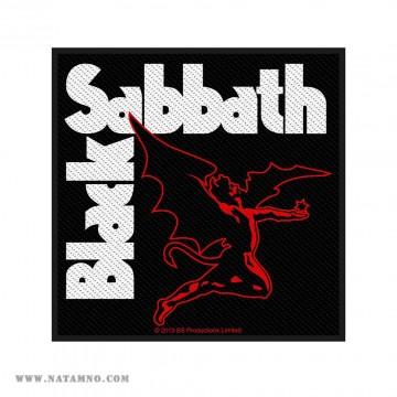 НАШИВКА - BLACK SABBATH -...