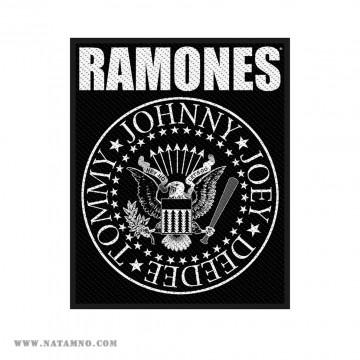 НАШИВКА - SP2868 - RAMONES...