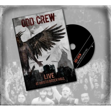 DVD, ODD CREW - LIVE