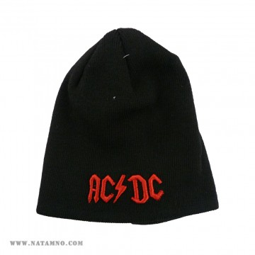 ШАПКА ПЛЕТЕНА C08 - AC/DC