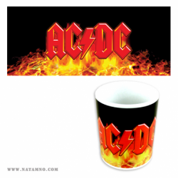 ЧАША ГРУПИ 182 - AC/DC