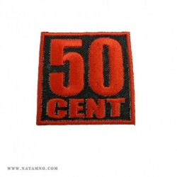 НАШИВКА ЮТИЯ - 50 CENT