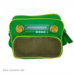 ЧАНТА, RADIO 514L - GREEN