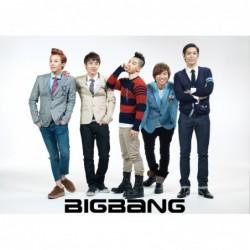 ПЛАКАТ, K-POP, BIG BANG 1