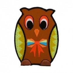 НАШИВКА, ЮТИЯ 116 - BROWN OWL