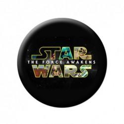ЗНАЧКА 5643 - STAR WARS - LOGO