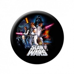 ЗНАЧКА 5645 - STAR WARS