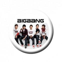 ЗНАЧКА 5647 - K-POP - BIG BANG