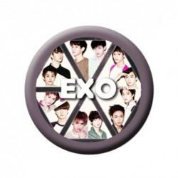 ЗНАЧКА 5654 - K-POP - EXO