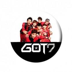 ЗНАЧКА 5655 - K-POP - GOT 7
