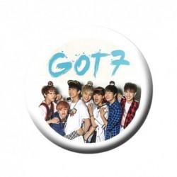ЗНАЧКА 5656 - K-POP - GOT 7