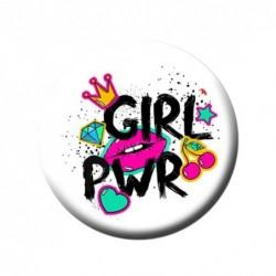 ЗНАЧКА 5679 - GIRLS POWER