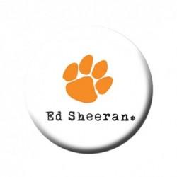 ЗНАЧКА 5684 - ED SHEERAN