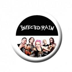 ЗНАЧКА 5694 - INFECTED RAIN
