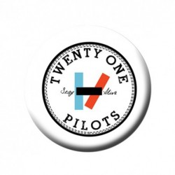 ЗНАЧКА 5696 - 21 PILOTS