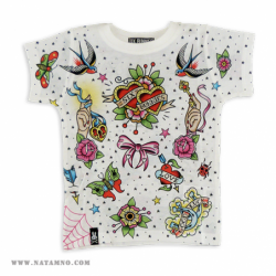Детска тениска SIX BUNNIES,...